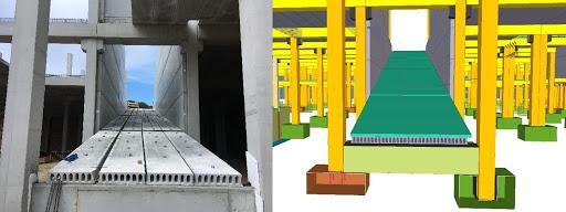 Automatizacion prefabricado de hormigon