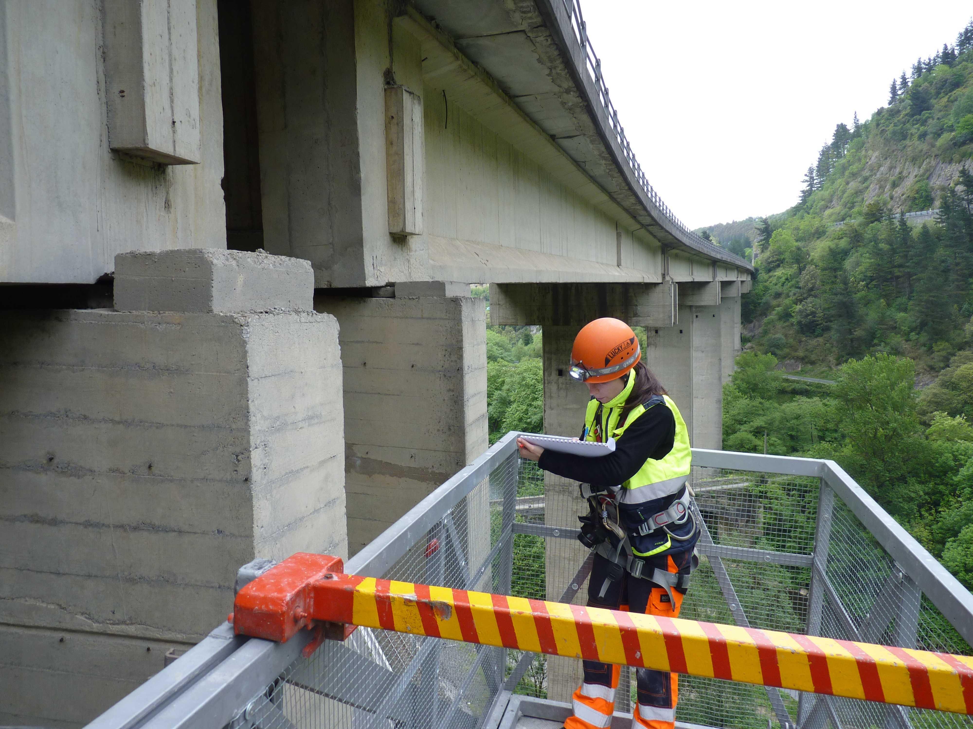 Aplicacion del BIM a la inspección estructural de puentes