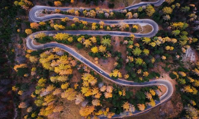 Carretera medio ambiente