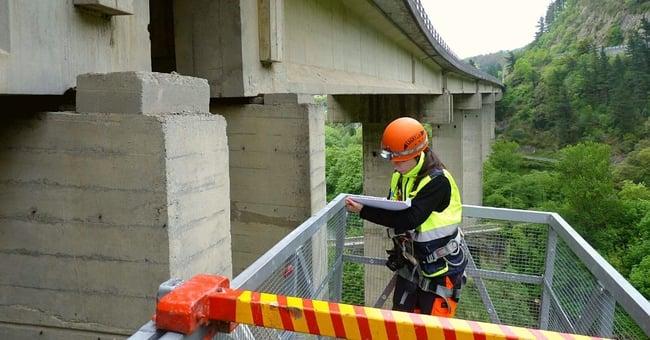 BIM inspección estructural puentes