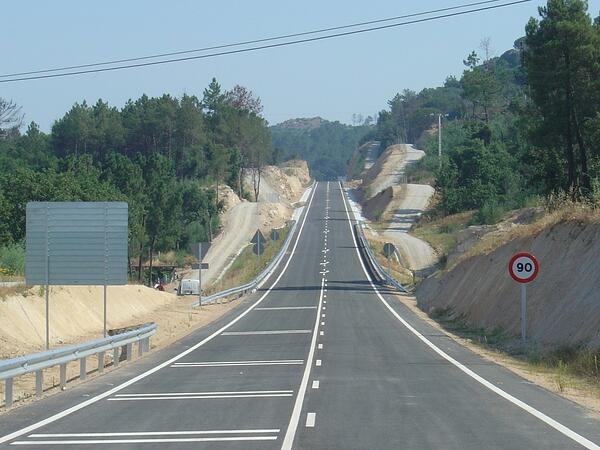 carreteras convencionales