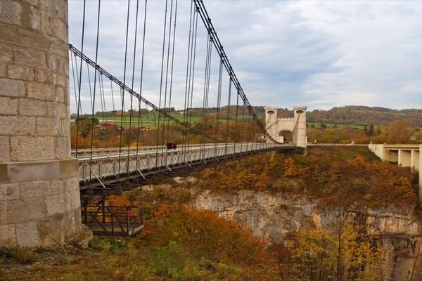 Imagen de Puente colgante