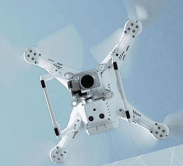 Drones para la ingeniería