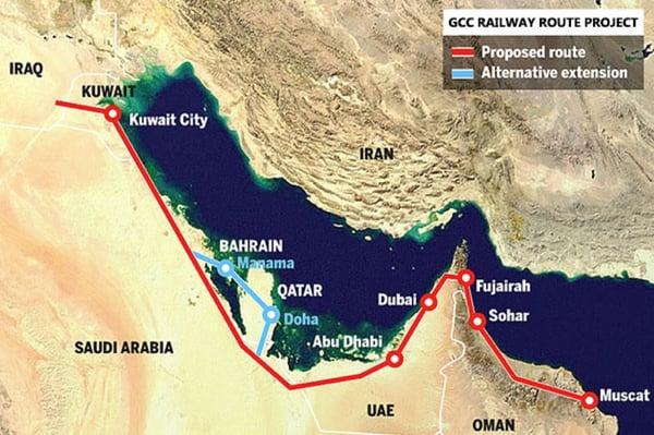 GCC rail 0