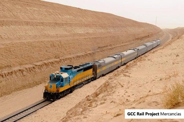 GCC rail 1