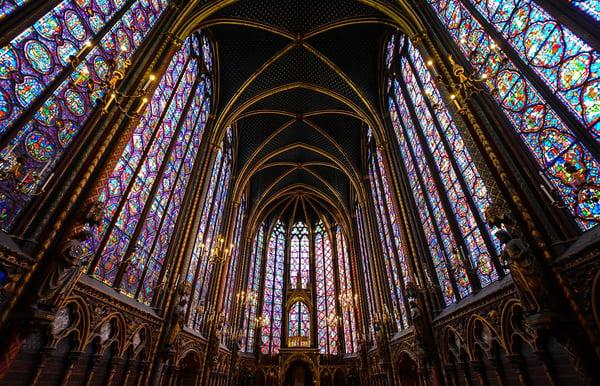 Elementos estructurales característicos de la arquitectura gótica