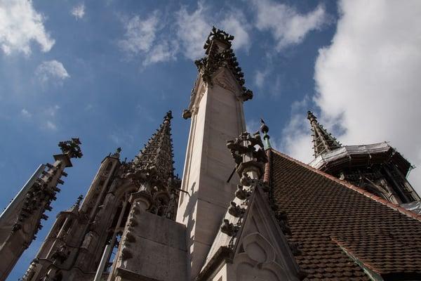 pinaculo gotico