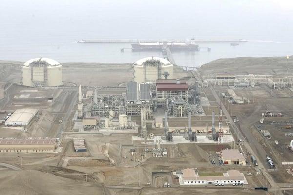 plantas de licuefacción de gas natural