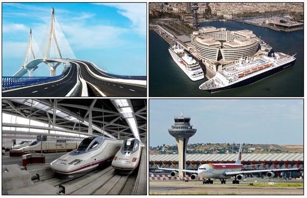 grandes infraestructuras españolas