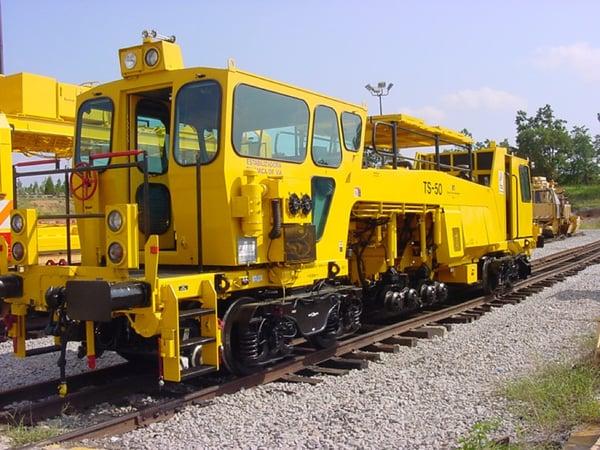 mantenimiento de vías férreas