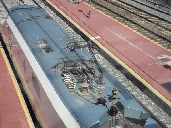 ferrocapantografo