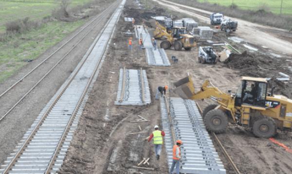 obras ferroviarias