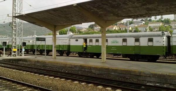 mantenimiento de ferroviarias