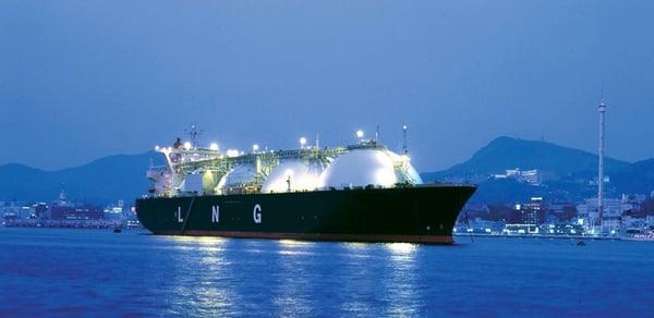 transporte de gas natural