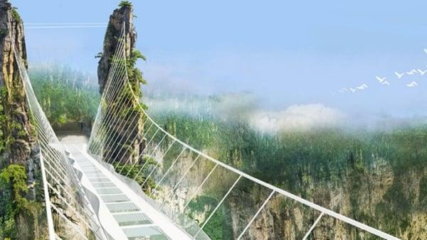 puente de crital