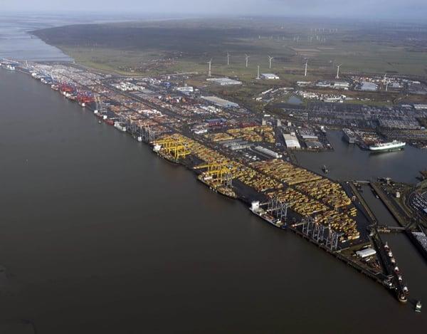 Puerto de Bremen