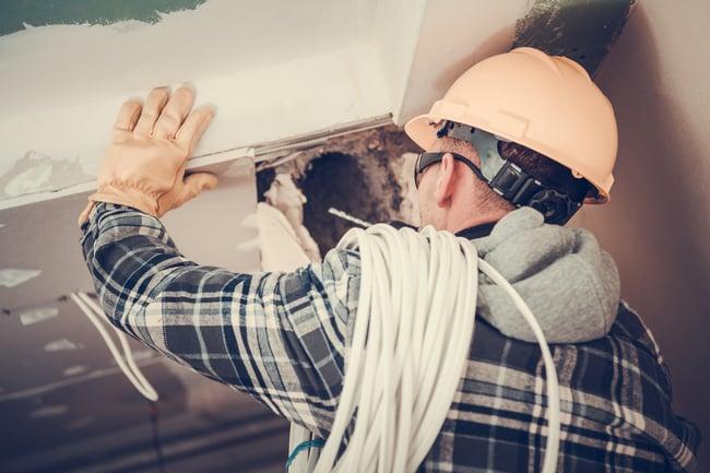 mantenimiento de instalaciones eléctricas