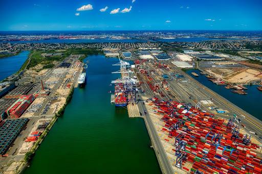 tipos de terminales portuarias y sus características