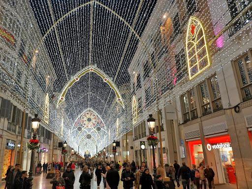 Evolución del alumbrado navideño en las ciudades