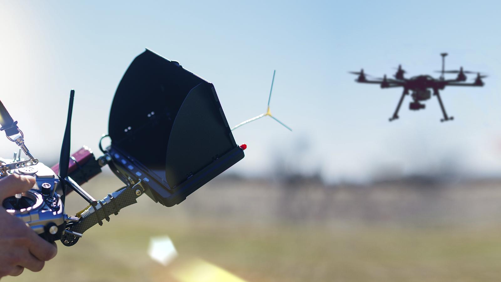 Estudios hidrológicos: antes y después de los drones