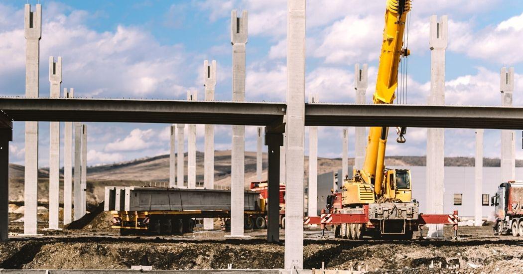 Prefabricación de vigas y pilares HEB, IPE e IPN
