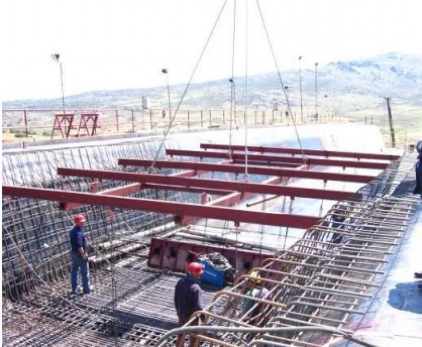 Ejecución de tableros en puentes: sistemas constructivos
