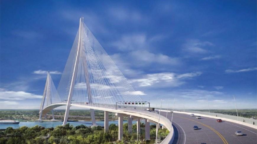 Gordie Howe Bridge: el futuro puente atirantado más largo de Norteamérica