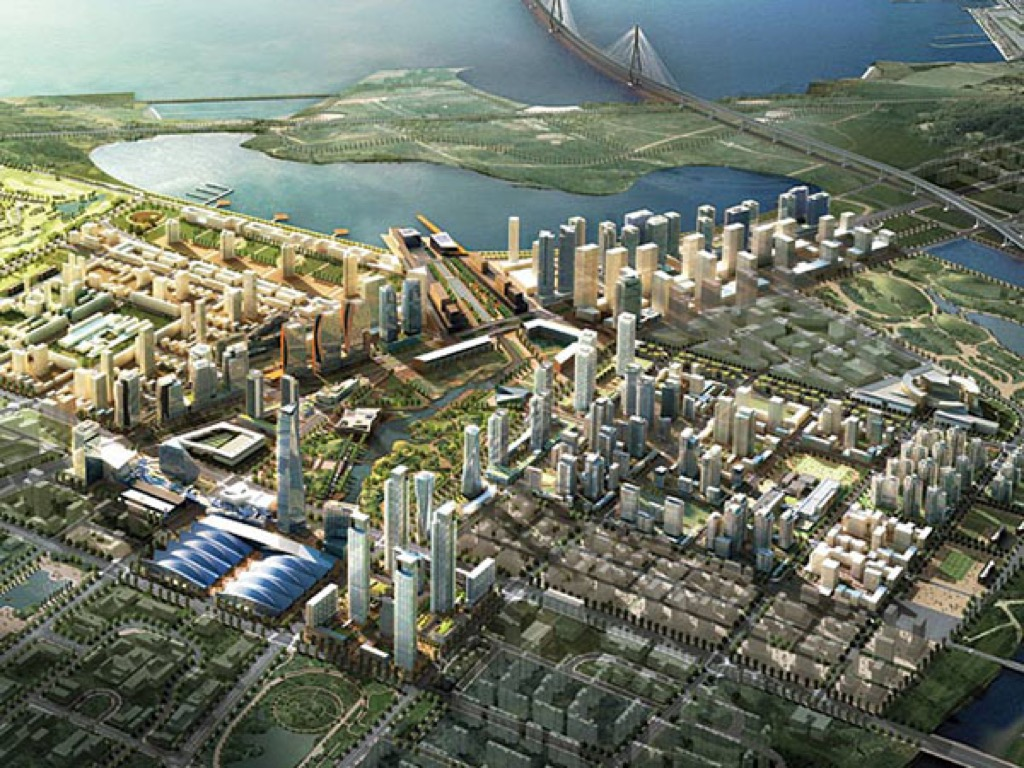 songdo city 0