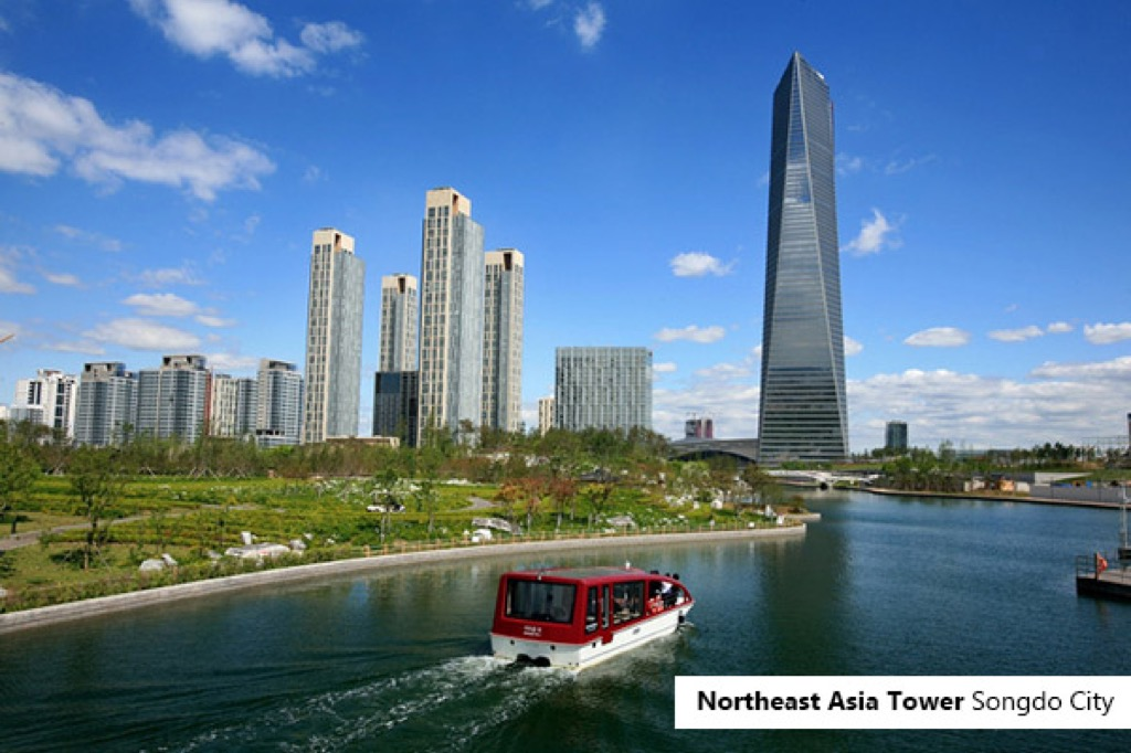 songdo city 1