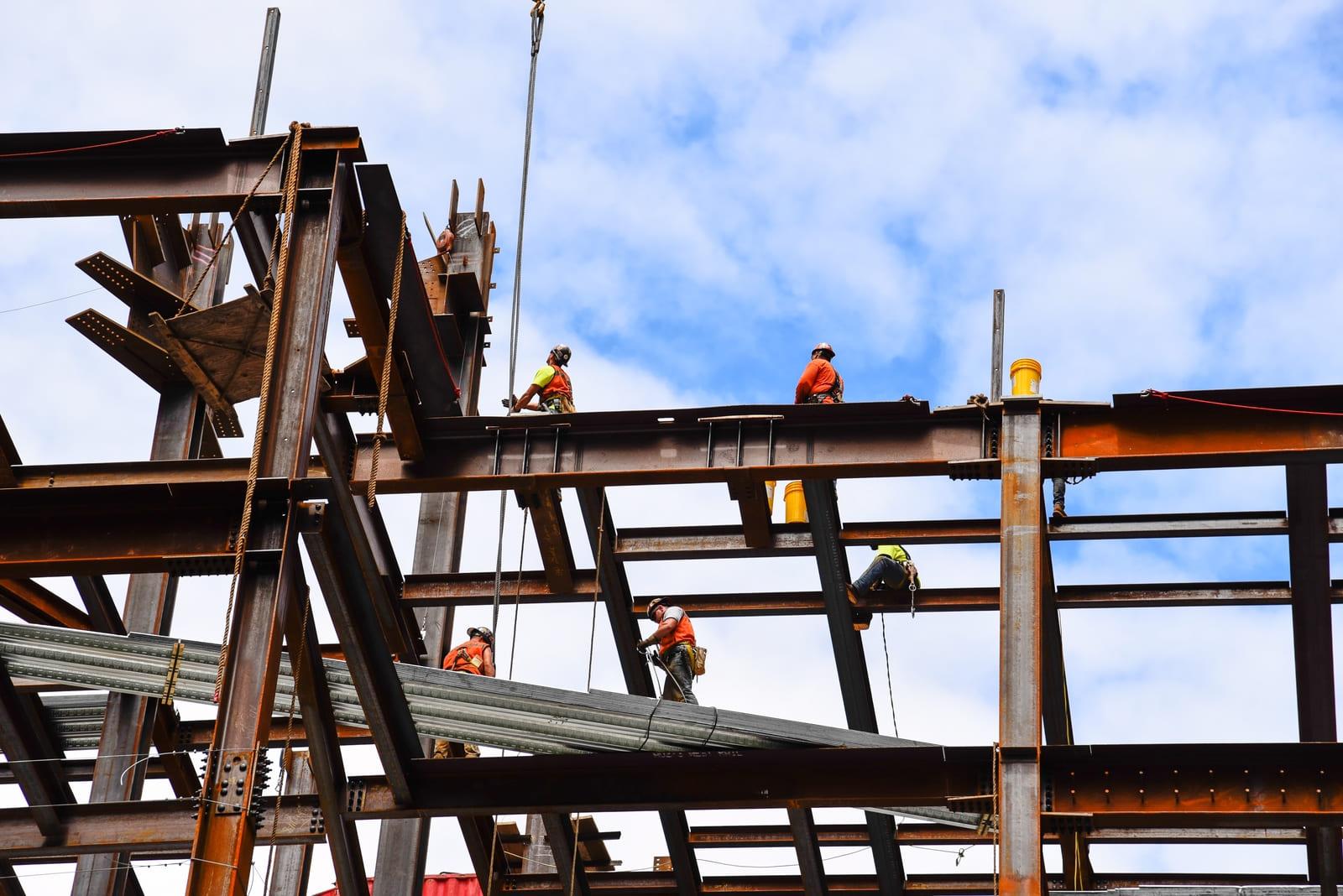 Las vigas IPE y su uso en la construcción