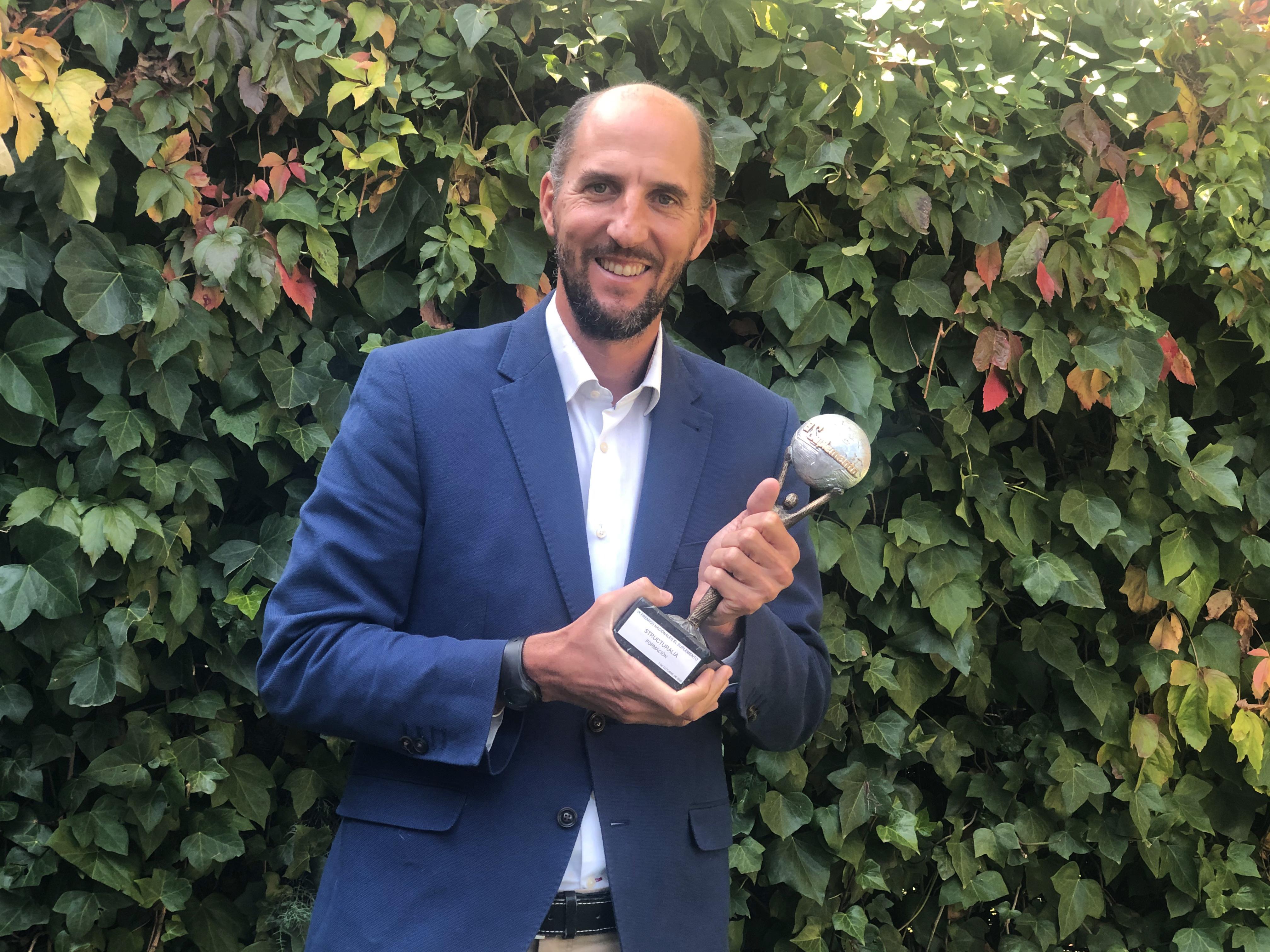 STRUCTURALIA recibe el Premio El Suplemento 2020 en Formación