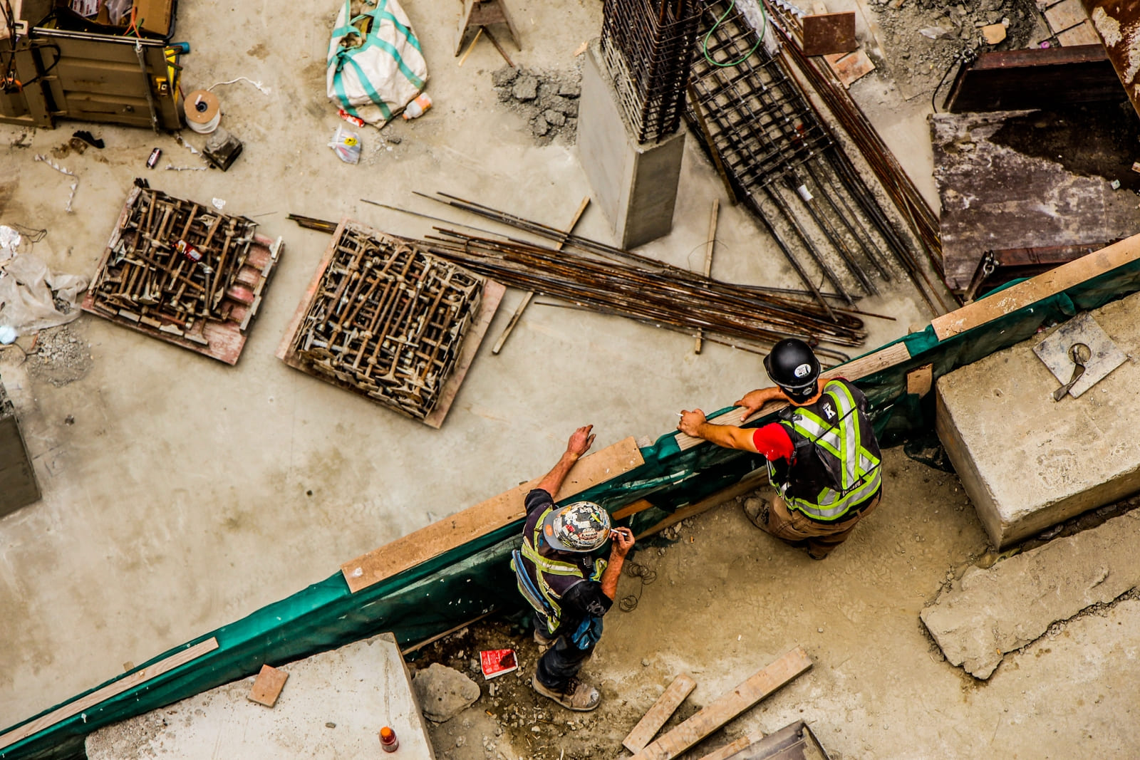 La Prevención de Riesgos Laborales en las empresas de construcción