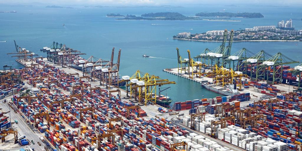 Los 5 puertos con mayor tráfico de contenedores de latinoamérica